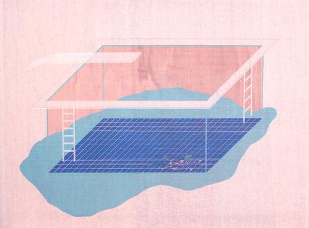 Elvis Yip, 'A Leaking Pool', 2016