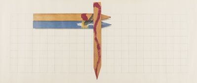 Richard Tuttle, 'Perceived Obstacles', 2001