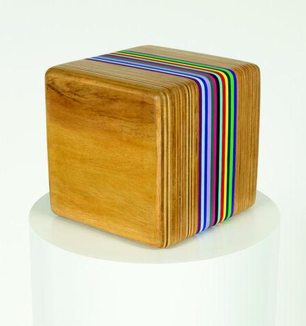 Mark Knoerzer, 'Medium Cube', 2019