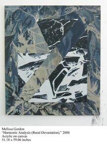 Melissa Gordon, 'Harmonic Analysis (Rural Devastation)', 2008