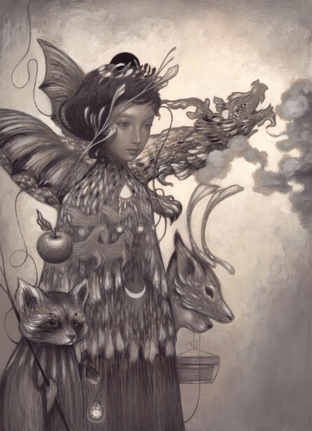 Amy Sol, 'Wisps and Pages', 2019