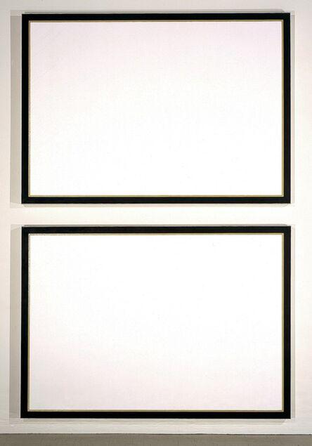 Jo Baer, 'Horizontals Tiered ', 1966