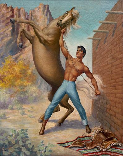 George Quaintance, 'Young Stallion', 1951
