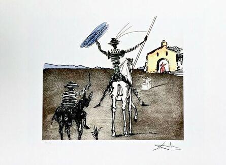 Salvador Dalí, 'The Impossible Dream', ca. 2000