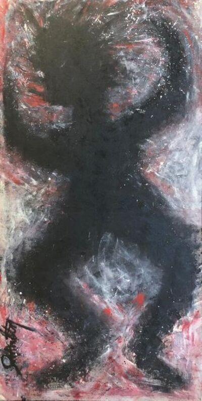 Richard Hambleton, 'Burning Chaos', 1983