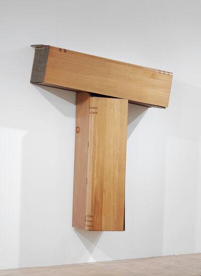 Angela de la Cruz, 'T Piece', 2005