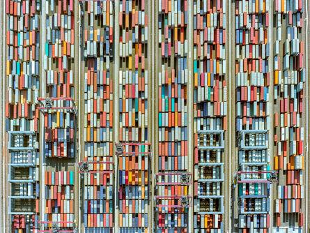 Jeffrey Milstein, 'Container Port 43', 2016