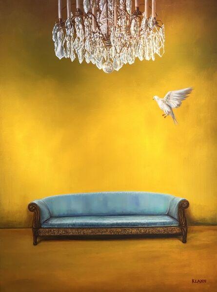E. Andrea Klann, 'Flying Towards the Light', 2020