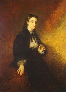 Adolphe Monticelli, 'Madame Cahen', 1869