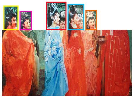 Li Qing 李青 (b. 1981), 'Seven Women', 2015