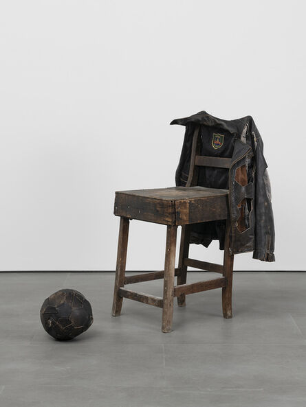 Michel François, 'One Another (football)', 2018