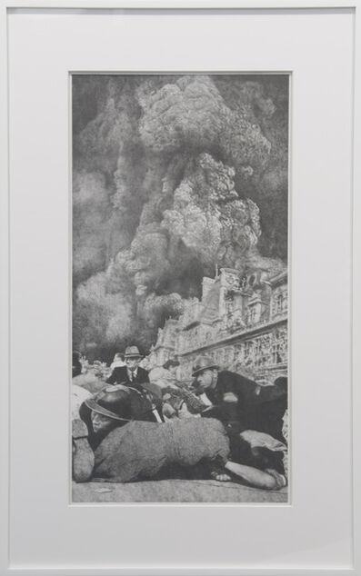 Frank Selby, 'Eruption, Alarm', 2013