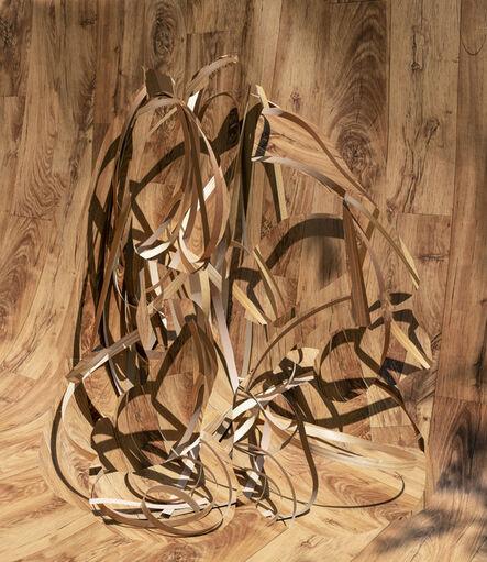 Nico Krijno, 'Veneer Wood Wood', 2014
