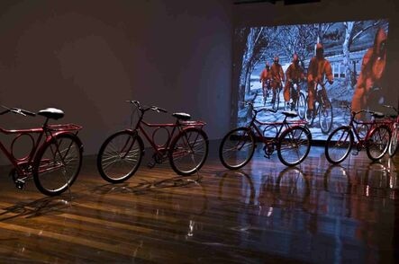 Anna Paola Protasio, 'The Fractured Instant. Installation View 3', 2010