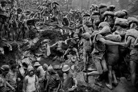 Sebastião Salgado, 'Gold Mine, Serra Pelada, Brazil', 1986
