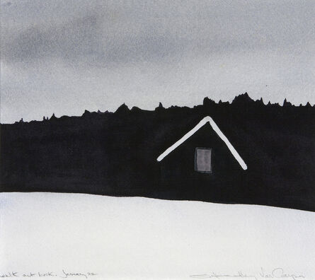 Susan Headley Van Campen, 'Walk Out Back, January 22'
