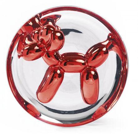 Jeff Koons, 'Balloon Dog-Red', 2002