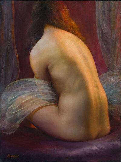 Steven Assael, 'Seated Bride Holding Veil', 2015
