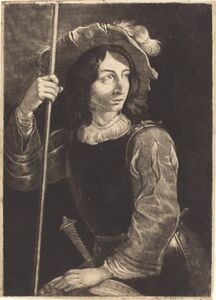 Prince Rupert of the Pfalz, 'The Standard Bearer', 1658