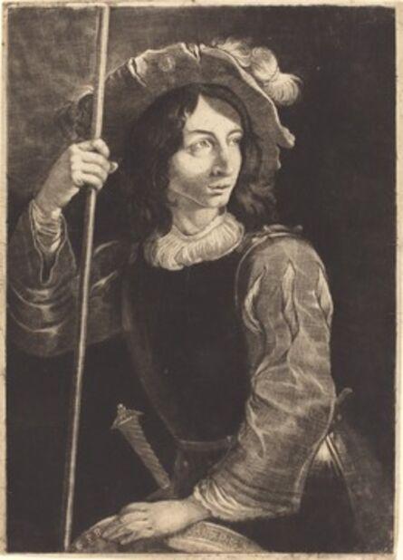 Prince Rupert of the Pfalz, 'The Standard Bearer', 1658