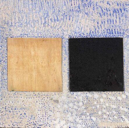 John Blackburn, 'Blue Rain', 2015-2016