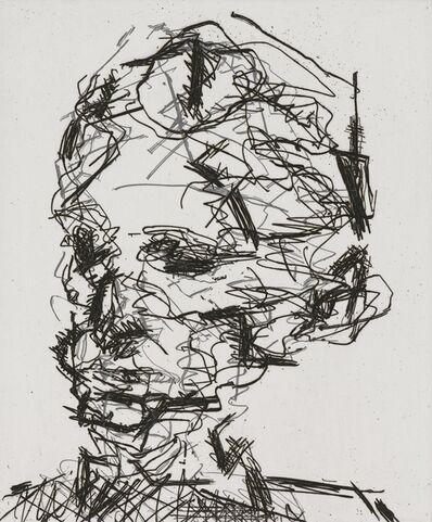 Frank Auerbach, 'Michael', 1990