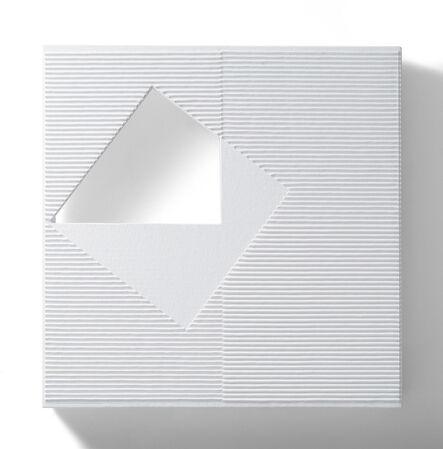 Francisco Salazar, 'Construction du vide n°1', 1987