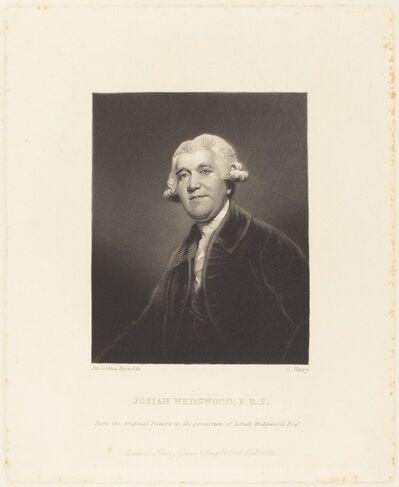 George Salisbury Shury after Sir Joshua Reynolds, 'Josiah Wedgwood', published 1863