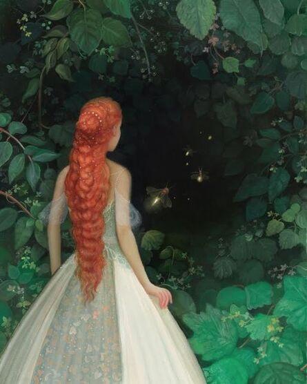 Annie Stegg Gerard, 'The Lighted Path', 2017