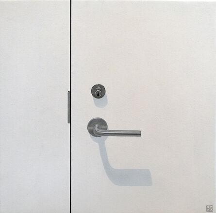 Tokuro Sakamoto, 'Breath (Doorknob)', 2016