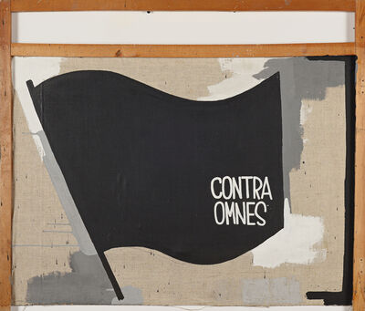 Valery Chtak, 'Contra Omnes', 2012