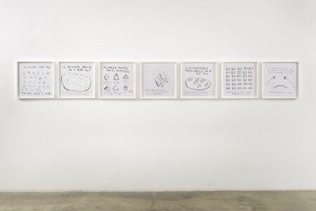Christine Sun Kim, 'Arp Forum', 2019
