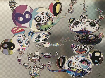 Takashi Murakami, 'Another Dimension Brushing Against Your Hand ', 2015