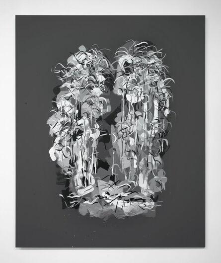 "Carol Salmanson, '""Radiations 10""', 2018"