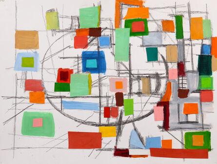 Hearne Pardee, 'Elliptical Field', 2017