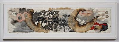 Judy Pfaff, 'Untitled ( 20-1 )', 2010