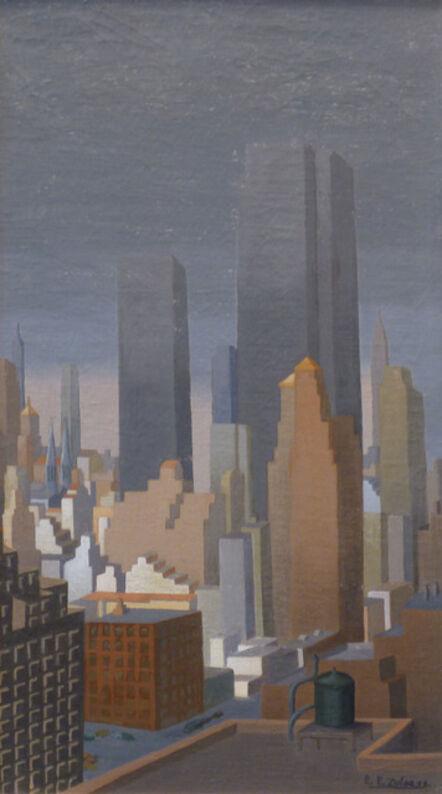 Elisa Elvira Zuloaga, 'Manhattan / Manhattan', ca. 1950