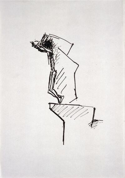 Fritz Wotruba, 'Genius', 1965