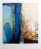 Zao Wou-Ki 趙無極, 'Composition', 1994