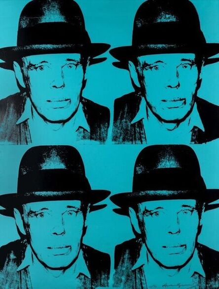 Andy Warhol, 'Joseph Beuys (Feldman & Schellmann II.242: State I), ', 1980
