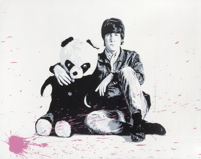Mr. Brainwash, 'All You Need Is Love (Icon Series)', 2010