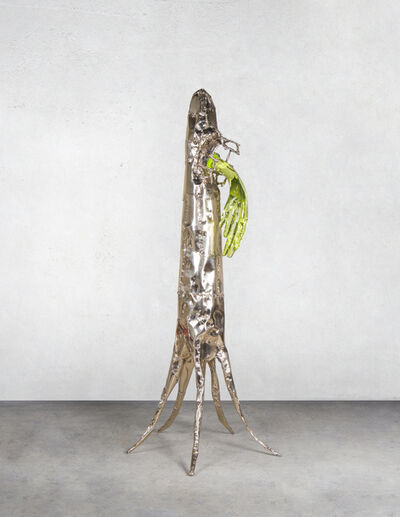 Misha Kahn, 'Enchanté (Bronze Floor Lamp) ', 2018