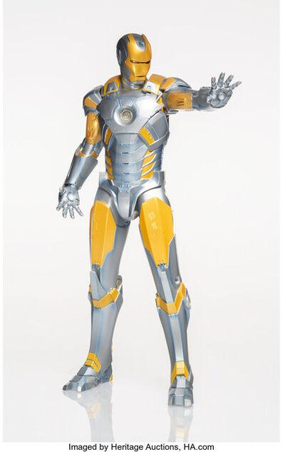 Hajime Sorayama, 'Iron Man (Metropolis Armor Variant)', 2017