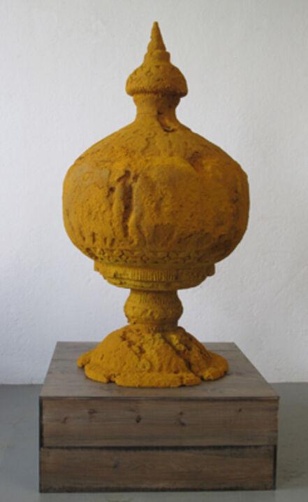 João Pedro Vale, 'Spice Sculpture (Curry)', 2009