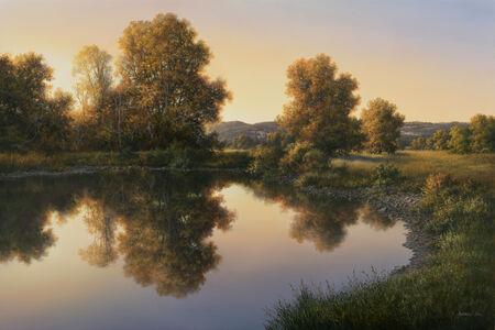 Andrew Orr, 'The Still Hush of Evening', 2020
