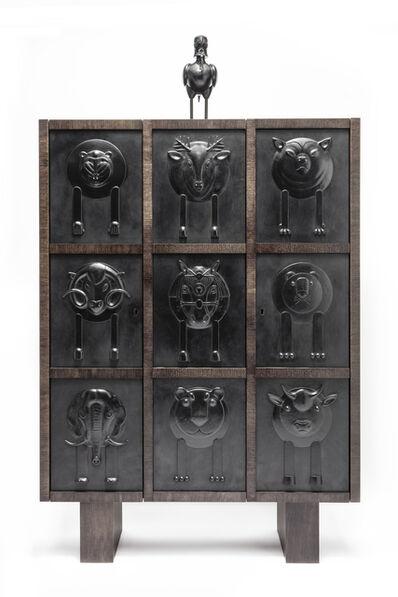Jean-Marie Fiori, 'Sumer Great Cabinet', 2019