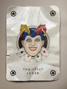 Nourine Hammad, 'The Jolly Joker'