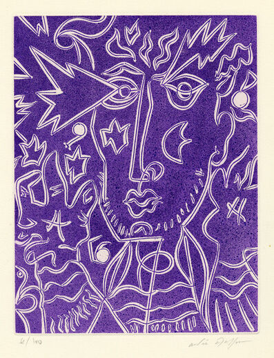 André Masson, 'Untitled', 1976