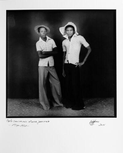 Ambroise Ngaimoko, 'Photo souvenir d'une journée', 1970-1971