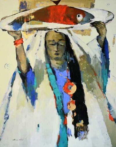 Ammar Alnahhas, 'Euphrat Mosaic', 2021